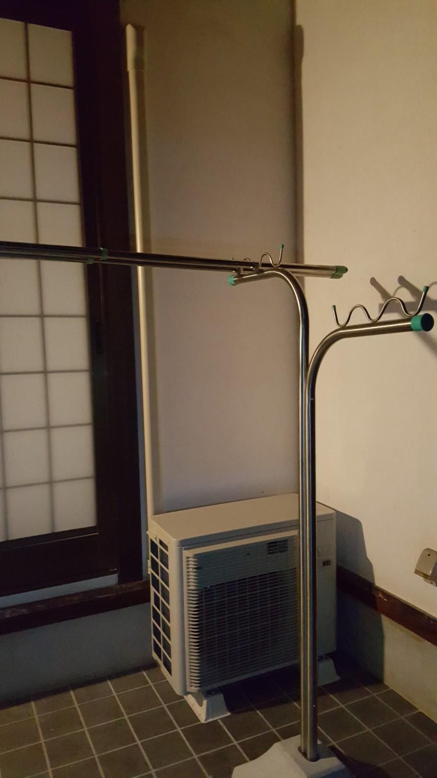 大阪府 F様邸エアコン工事